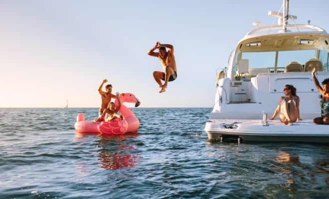 When you rent a boat for your next vacation, the opportunties are truly endless.